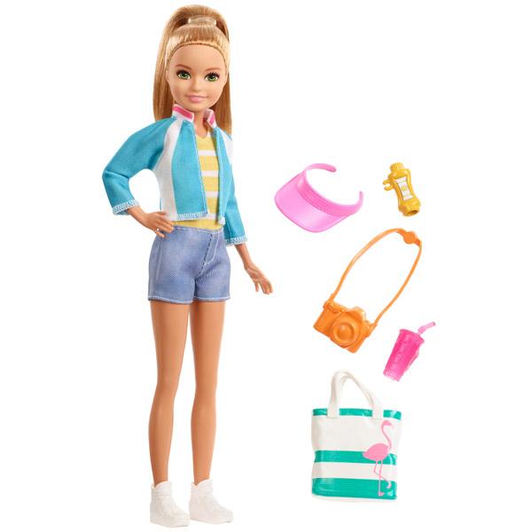 Barbie Doll & Accessories Stacie
