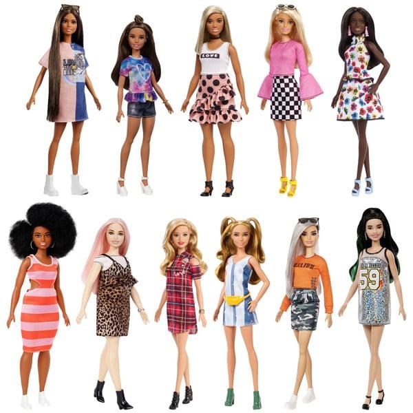 Barbie Fashionista Doll Assortment