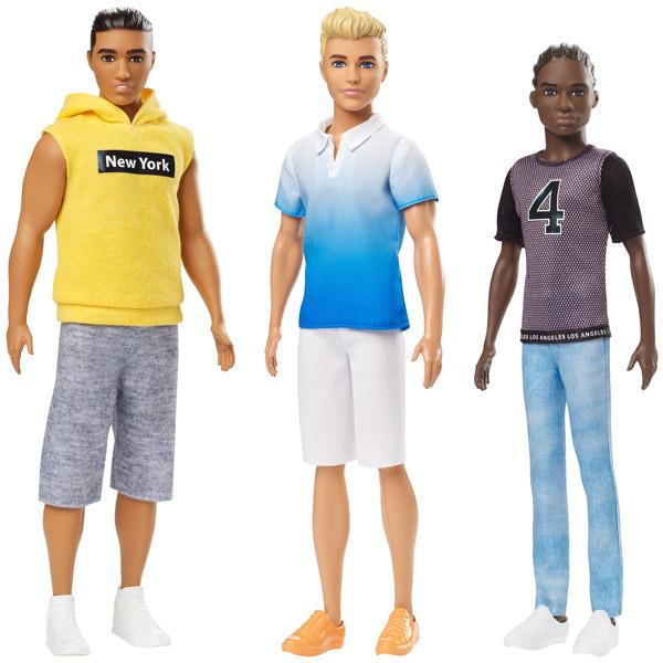 Barbie Ken Fashionista Doll Assortment