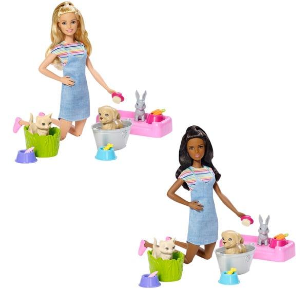 Barbie Play & Wash Pets Assortment