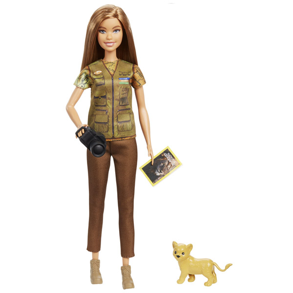 Barbie x National Geographic Career Doll Assortment