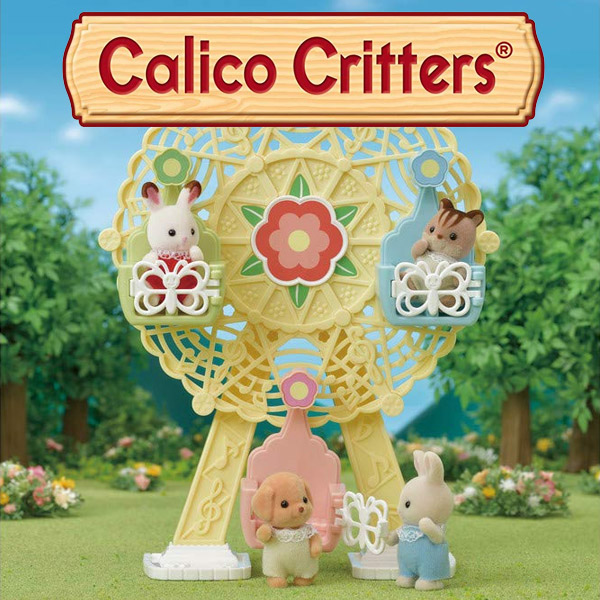 Calico Critters Nursery Collection