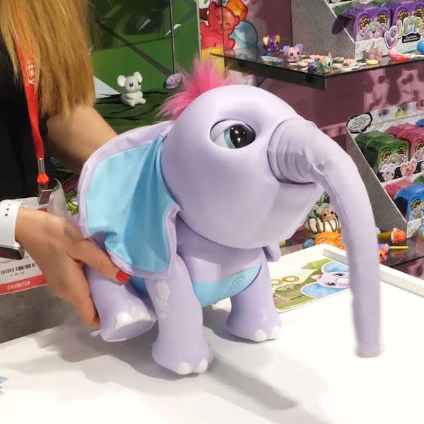 Juno My Baby Elephant