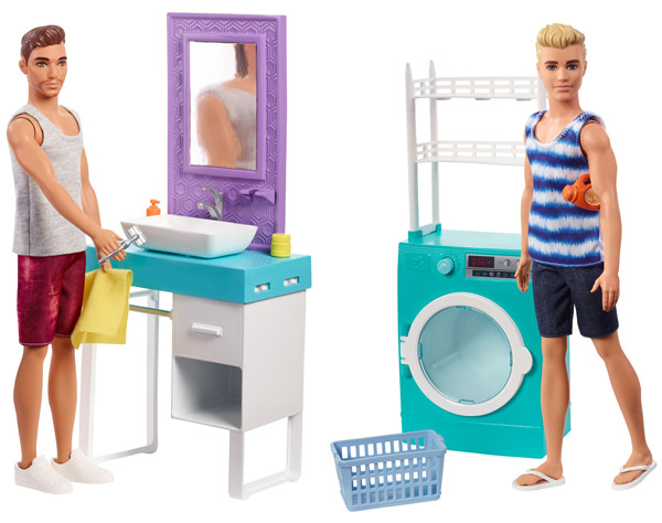 Ken Room & Doll Assortment