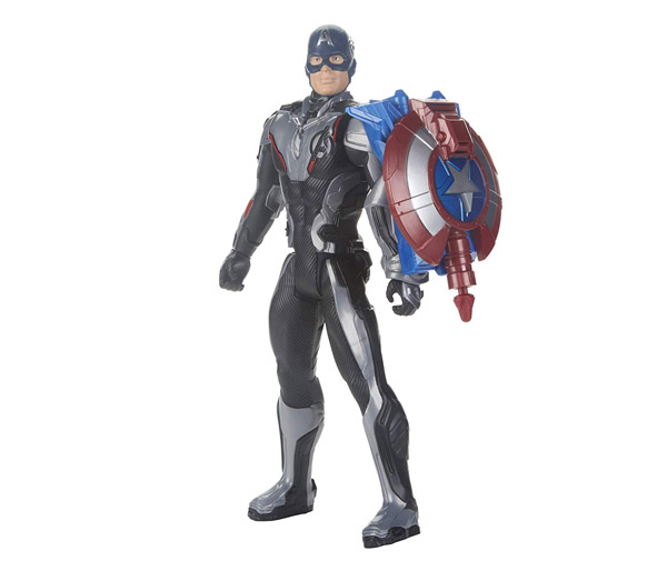 MARVEL AVENGERS: ENDGAME TITAN HERO POWER FX 12-INCH Figures