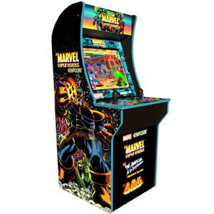 Arcade1Up Marvel Super Heroes Arcade Cabinet