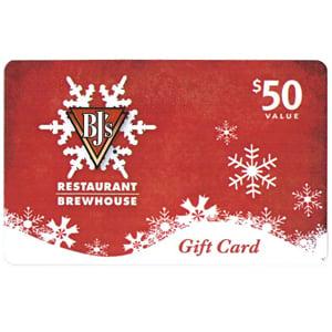 BJs Restaurant Gift Card
