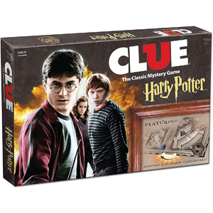 CLUE Harry Potter Edition