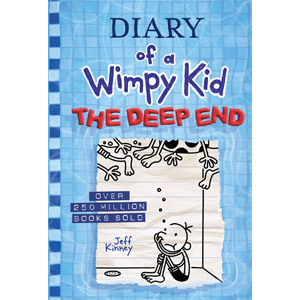 Diary of a Wimpy Kid Book 15: The Deep End