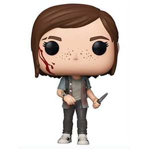 Funko POP Games: The Last of Us Part II Ellie