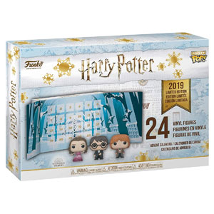 Funko Pocket POP! Advent Calendar: Harry Potter 2019 Limited Edition, 24-Pcs