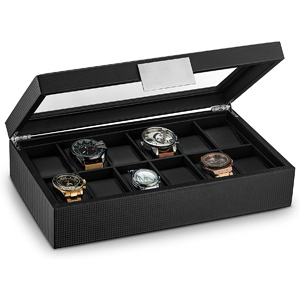 Glenor Co Watch Box for Men