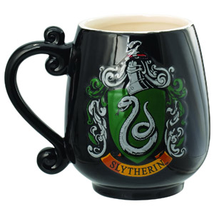 Harry Potter Slytherin Crest Ceramic Mug