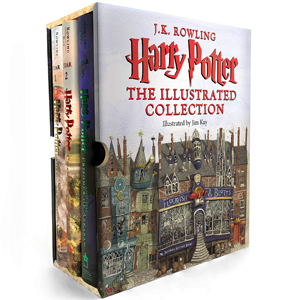 Harry Potter: The Illustrated Collection