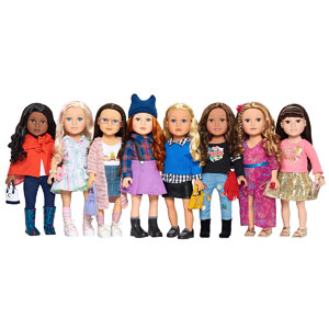Journey Girls 18-Inch Doll
