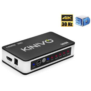 Kinivo 501BN 4K HDMI Switch
