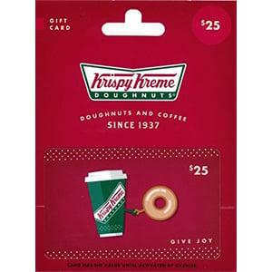 Krispy Kreme Gift Card