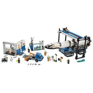 LEGO City Rocket Assembly & Transport 60229