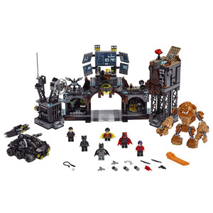 LEGO DC Batman Batcave Clayface Invasion 76122