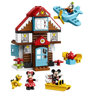 LEGO DUPLO Disney Mickey's Vacation House