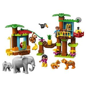 LEGO DUPLO Town Tropical Island