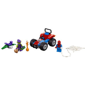 LEGO Marvel Spider-Man Car Chase 76133