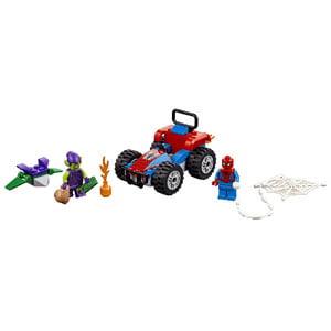 LEGO Marvel Spider-Man Car Chase 76133