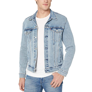 Levis Mens Original Trucker Jacket