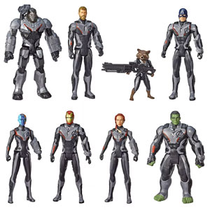 Marvel Avengers Titan Hero Series