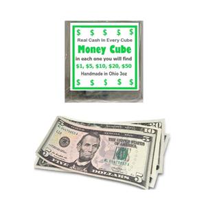 Money Cube Soap