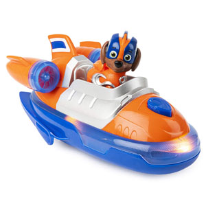 PAW Patrol Mighty Pups Super Paws Deluxe Vehicles