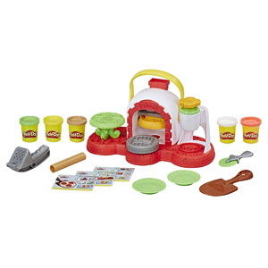 Play-Doh Kitchen Creations Stamp n Top Pizza