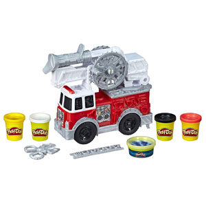 Play-Doh Wheels Firetruck