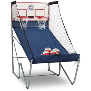 Pop-A-Shot Home Dual Shot Basketball Arcade Game
