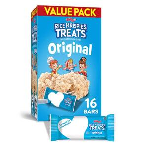 Rice Krispies Treats Original, 16 Bars