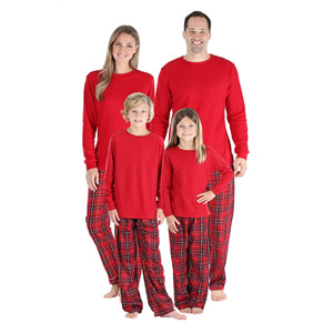 SleepytimePJs Matching Family Christmas Pajama Set