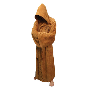 Star Wars Jedi Fleece Bathrobe