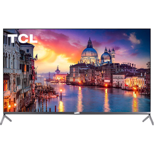 "TCL 55"" Class 6-Series 55R625 4K UHD Roku Smart TV"