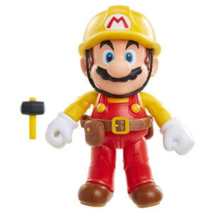 World of Nintendo Mario 4-inch Figures