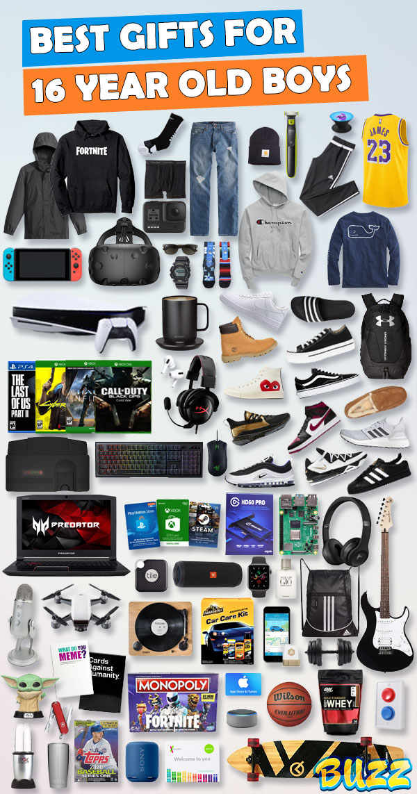 Gifts For 16 Year Old Boys Gift Ideas For 2020