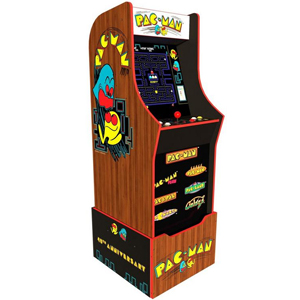Arcade1Up PAC-MAN: 40th Anniversary Edition