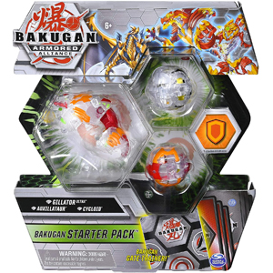 Bakugan Armored Alliance Bakugan Starter Pack