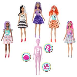 Barbie Color Reveal Animal Series