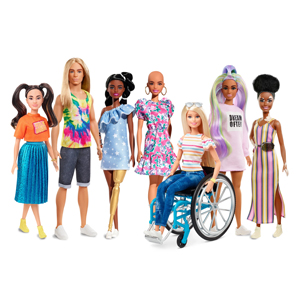 Barbie & Ken Fashionista Doll Asst
