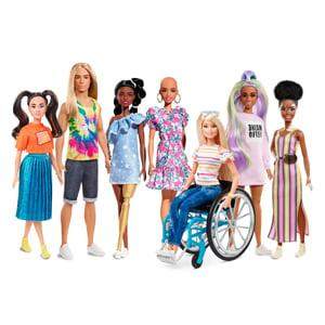Barbie & Ken Fashionista Doll Asst