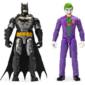 "DC Batman 4"" Action Figures"