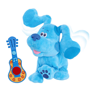 Blues Clues & You! Dance-Along Blue Plush