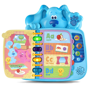 Blues Clues & You Skidoo into ABCs Book