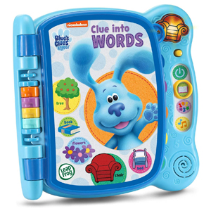 Blues Clues and You! Clue Into Words