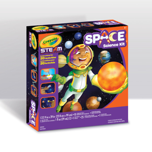 Crayola Space Science Kit